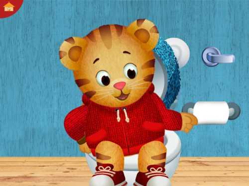 daniel tiger u0026 39 s stop  u0026 go potty review