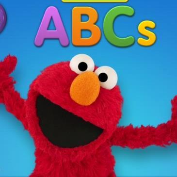 Elmo loves abcs for ipad for Elmo abc