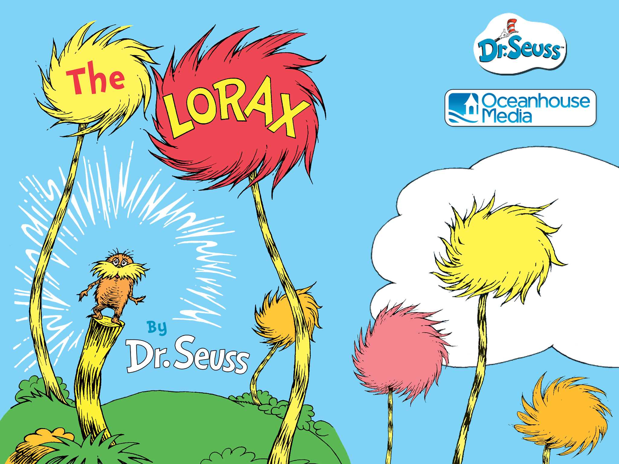 analysis the lorax Contrast, people it's all about contrast the lorax offers a brief glimpse of the present—gloomy, ominous, and treeless—and then plunges into the once-ler's.