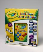 Crayola\'s My First Electronic Coloring Book Review - TechWithKids.com